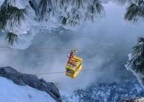 В Крыму на выходных - снег и мороз до -12 градусов, фото — «Рекламы Крыма»