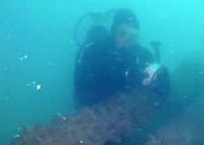 Найденное в Евпатории судно оказалось потопленным немецким пароходом Birgit, фото — «Рекламы Евпатории»