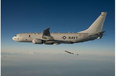У берегов Севастополя снова «шпионил» американский военный самолет, фото — «Рекламы Севастополя»