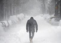 На Крым надвигается снежная буря — МЧС, фото — «Рекламы Бахчисарая»