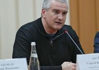 Аксенов признал катастрофу с водой на севере Крыма, фото — «Рекламы Черноморского»