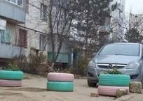 Крымчан будут штрафовать за самовольные ограждения во дворах домов, фото — «Рекламы Красноперекопска»