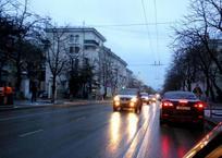 Коммунальщики подготовились к гололеду в Севастополе, но не везде ФОТО, фото — «Рекламы Севастополя»