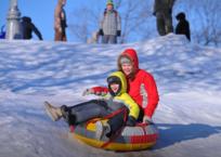 Отдых зимой-2018: Где в Крыму покататься на санках и сноубордах, фото — «Рекламы Феодосии»