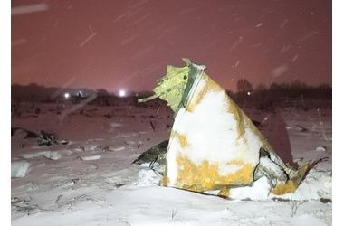 В Подмосковье разбился самолет Ан-148 - экипаж и 65 пассажиров погибли ФОТО, ВИДЕО, фото — «Рекламы Крыма»