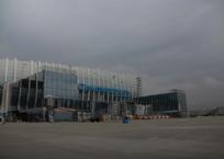 В аэропорту «Симферополь» установят 8 трапов в стиле «Звездных войн», фото — «Рекламы Феодосии»