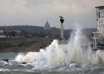 Экстренное предупреждение по Крыму: штормовой ветер и мороз до -12 , фото — «Рекламы Черноморского»