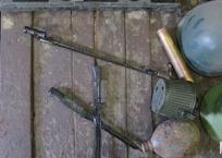 Крымчанин может сесть в тюрьму за хранение боеприпасов времен войны, фото — «Рекламы Красногвардейского»