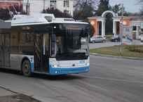 18 марта в пяти городах Крыма будет работать бесплатный общественный транспорт, фото — «Рекламы Партенита»