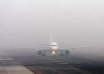 Из-за тумана в аэропорту Симферополя задерживают рейсы, фото — «Рекламы Щелкино»