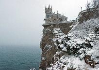 В Крым возвращается зима: синоптики рассказали о погоде на ближайшую неделю, фото — «Рекламы Гурзуфа»