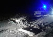 При выезде из села Тыловое столкнулись BMW и мотороллер ФОТО, фото — «Рекламы Партенита»
