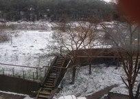 В конце марта в Крыму выпал снег ФОТО, фото — «Рекламы Черноморского»