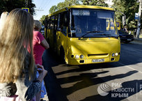 Как будет работать транспорт в Симферополе в поминальный день, фото — «Рекламы Крыма»