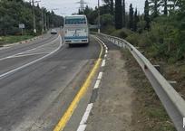 В Ялте 15 апреля на некоторых участках дорог закроют движение для автомобилей, фото — «Рекламы Крыма»
