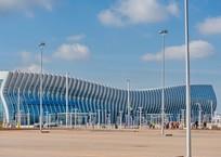 """От старого до нового терминала аэропорта """"Симферополь"""" нужно ехать полчаса, фото — «Рекламы Крыма»"""