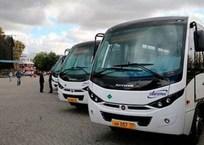 В Севастополь летом прибудут 50 новых автобусов, фото — «Рекламы Севастополя»
