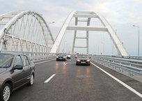 Крымский мост появился на Google Maps, фото — «Рекламы Черноморского»