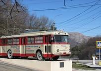 В Крыму хотят убрать троллейбусы, фото — «Рекламы Бахчисарая»