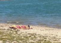 На берегу симферопольского водохранилища бомж зарезал отдыхающего, фото — «Рекламы Крыма»