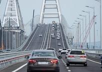 «19 км крутить педали придется без отдыха» — велосипедистам разъяснили правила проезда по Крымскому мосту, фото — «Рекламы Черноморского»