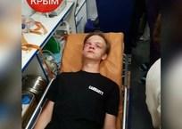 В Крыму разыскивают очевидцев жестокого избиения троих подростков, фото — «Рекламы Красноперекопска»