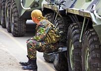 Украина стягивает вооружение к крымским границам, фото — «Рекламы Крыма»