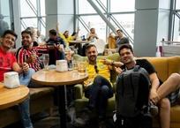Бразильские болельщики побывали в Крыму ФОТО, фото — «Рекламы Черноморского»