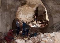 На стройке «Тавриды» в Крыму найдена пещера с останками мамонтов, фото — «Рекламы Симферополя»