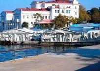 Дельфинарий в Артбухте готов давать представления с новыми животными, фото — «Рекламы Севастополя»