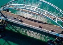 Субподрядчик заплатит 22 млн рублей за ошибку в проекте Крымского моста, фото — «Рекламы Феодосии»