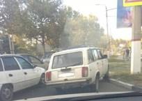 Массовое ДТП на Острякова парализовало движение автомобилей ФОТО, фото — «Рекламы Севастополя»