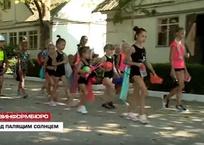 Оставшиеся без залов спортсмены «Муссона» тренируются на улице под палящим солнцем, фото — «Рекламы Севастополя»