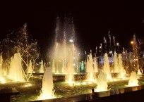 Единственный и неповторимый: в Евпатории восстановили светомузыкальный фонтан, фото — «Рекламы Крыма»