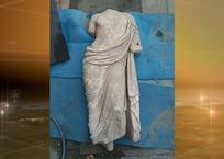 На берегу Керченского пролива нашли античную мраморную статую ФОТО, фото — «Рекламы Ялты»