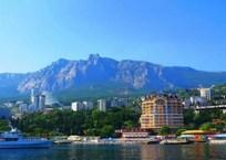 Три крымских посёлка вошли в рейтинг самых дорогих летних курортов России, фото — «Рекламы Гурзуфа»
