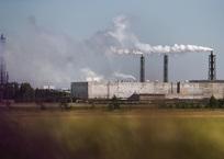 Глава Крыма предупредил о повторном выбросе в Армянске, фото — «Рекламы Крыма»