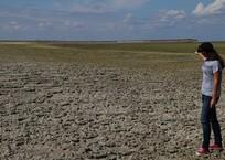Как сейчас выглядит «кислотное озеро» близ Армянска: ФОТО, фото — «Рекламы Крыма»