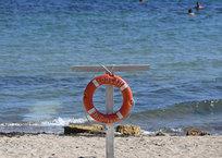 На крымском курорте утонул рыбак, фото — «Рекламы Евпатории»