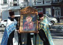 Чудотворная икона Одигитрия Байтальская прибудет в Евпаторию, фото — «Рекламы Крыма»