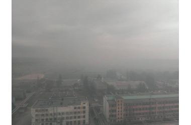 На севере Крыма соседний с Армянском город накрыло зловонным туманом ФОТО, фото — «Рекламы Красноперекопска»