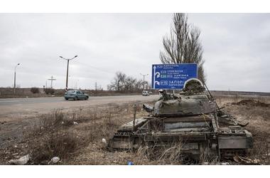 """В Крыму две """"беженки"""" собирают """"помощь Донбассу"""", фото — «Рекламы Судака»"""