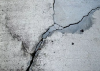 В Крыму из-за трещин в бетоне остановилось строительство детского сада, фото — «Рекламы Черноморского»
