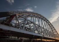 Аксенов рассказал, когда начнется движение большегрузов по Крымскому мосту, фото — «Рекламы Бахчисарая»