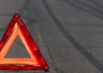На горной крымской дороге опрокинулся мотоцикл, пострадал байкер, фото — «Рекламы Армянска»