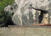 В Севастополе засыпали землей и мусором археологический памятник ФОТО, фото — «Рекламы Севастополя»