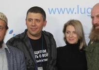 Поклонская снялась в фильме о событиях в ЛНР «Ополченочка», фото — «Рекламы Ялты»