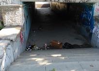 Уютно, хорошо и ароматно: в сети показали фотографии мусора на улицах Крыма, фото — «Рекламы Щелкино»