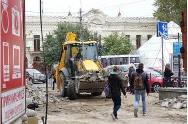 Власти пообещали разрыть пол Симферополя, фото — «Рекламы Черноморского»