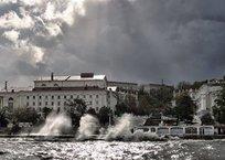 Опять ветер: в Крыму три дня будет штормить, фото — «Рекламы города Саки»